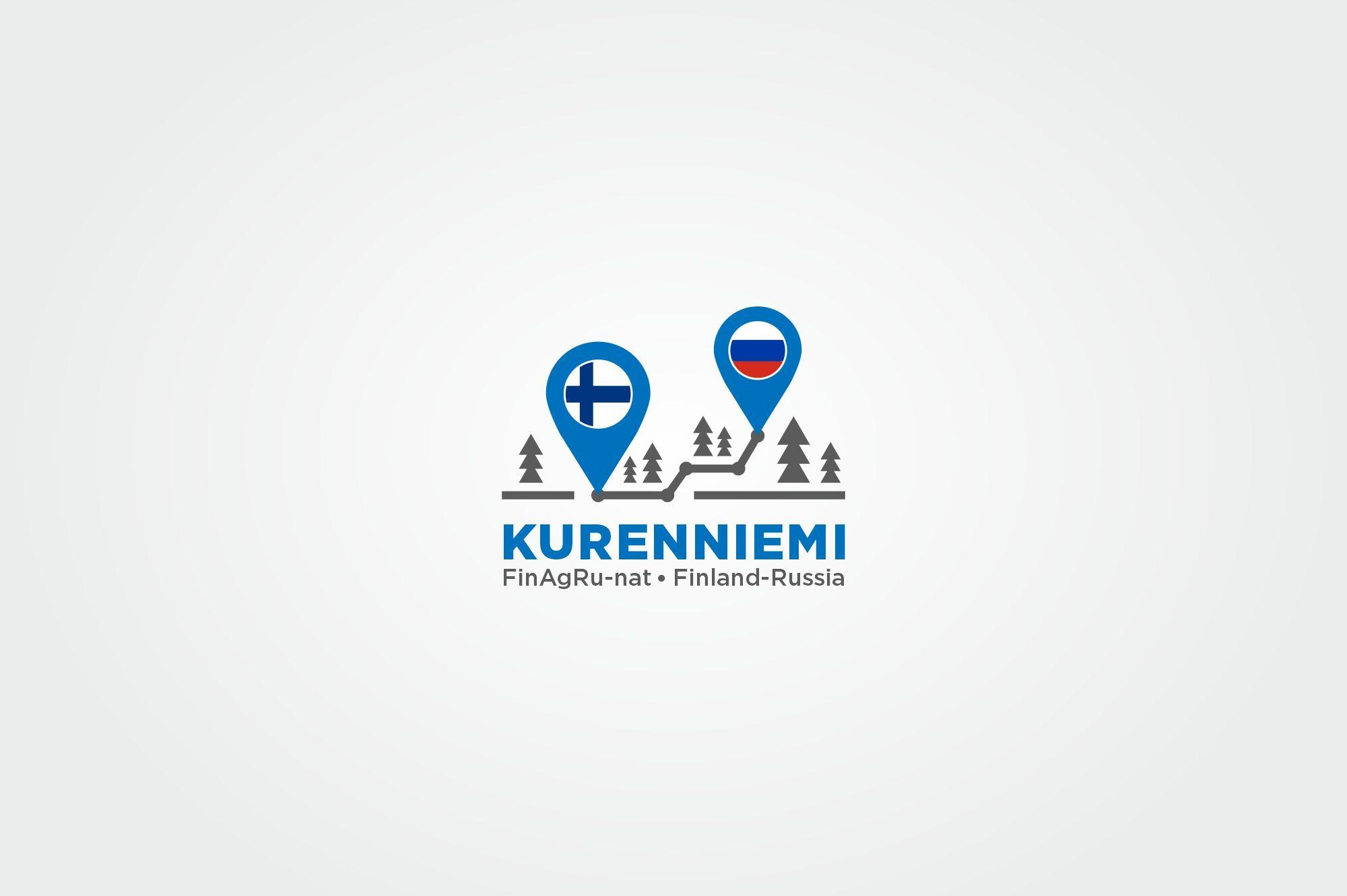 Логотип для Kurenniemi, FinAgRu-nat, Finland-Russia - дизайнер asketksm