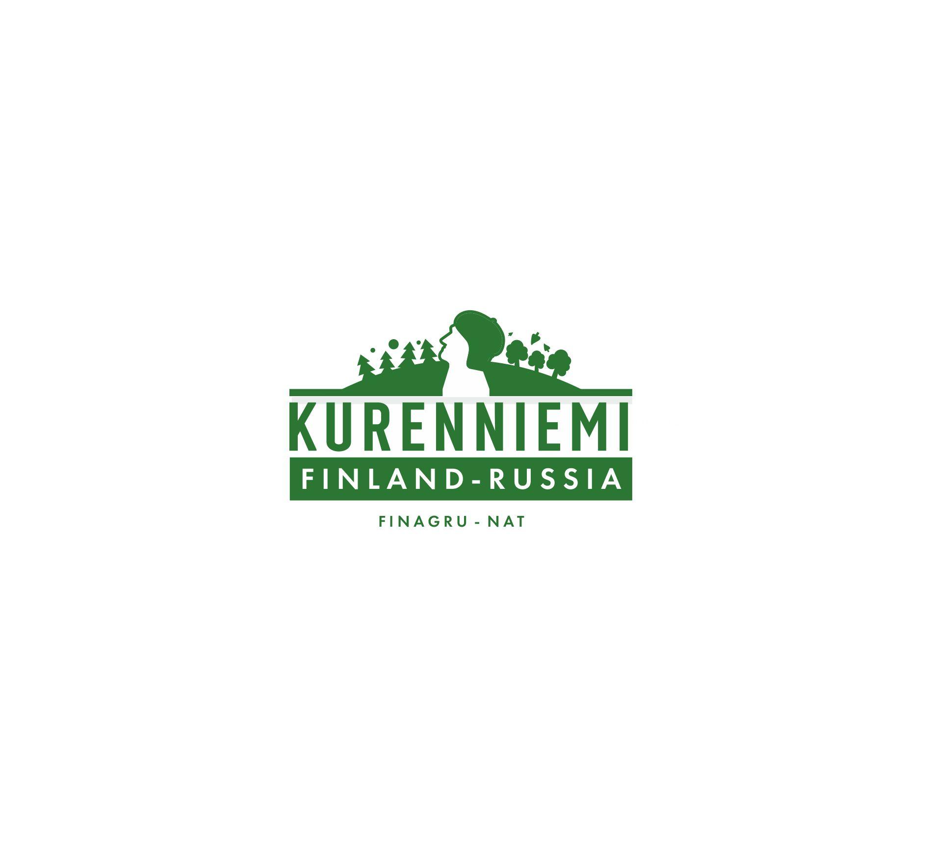Логотип для Kurenniemi, FinAgRu-nat, Finland-Russia - дизайнер evelina_yaxina