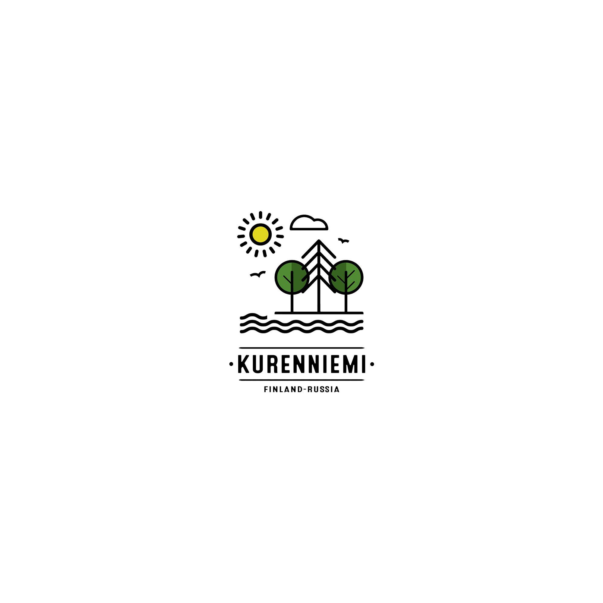 Логотип для Kurenniemi, FinAgRu-nat, Finland-Russia - дизайнер talitattooer
