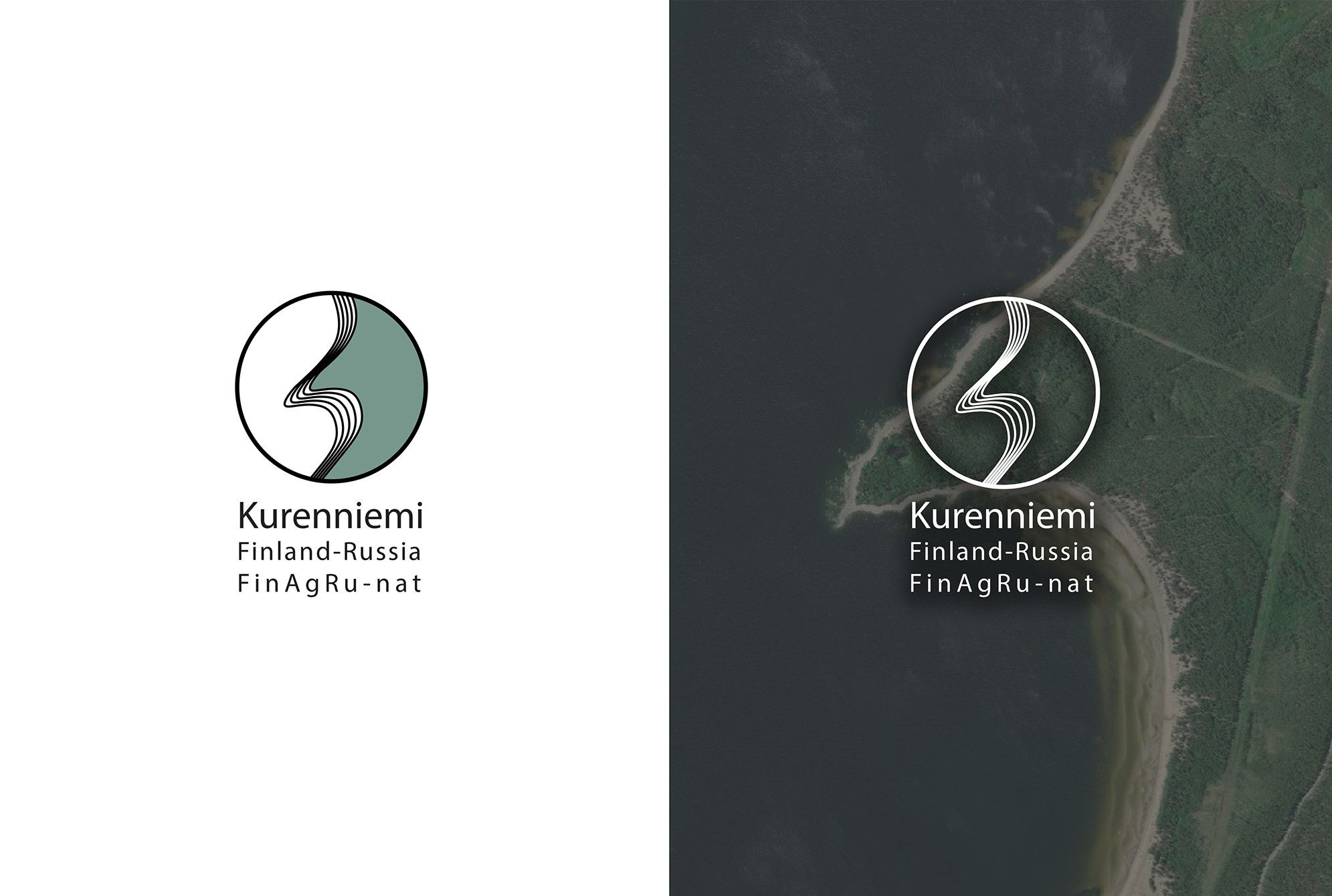 Логотип для Kurenniemi, FinAgRu-nat, Finland-Russia - дизайнер Khan