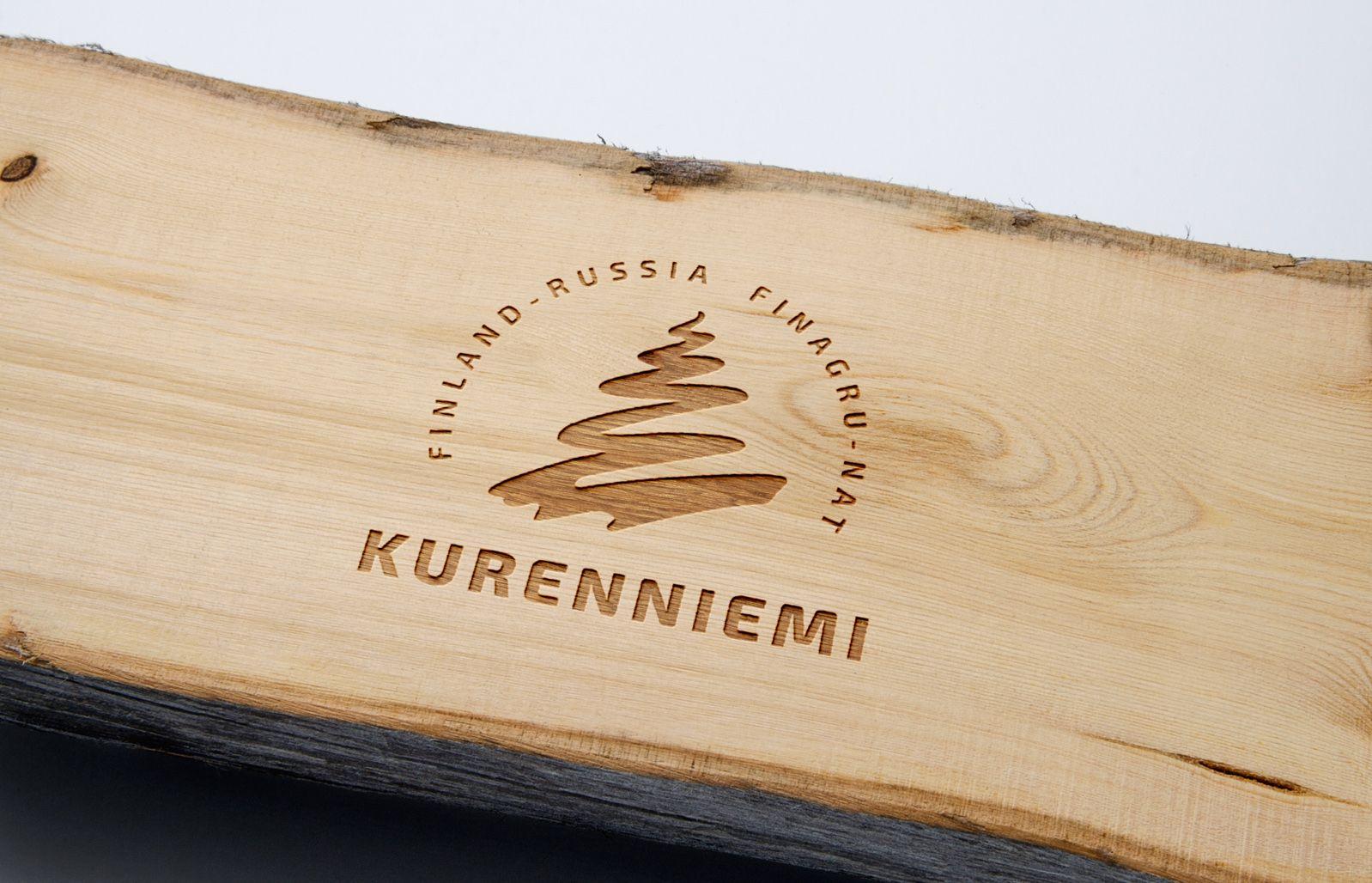 Логотип для Kurenniemi, FinAgRu-nat, Finland-Russia - дизайнер andblin61
