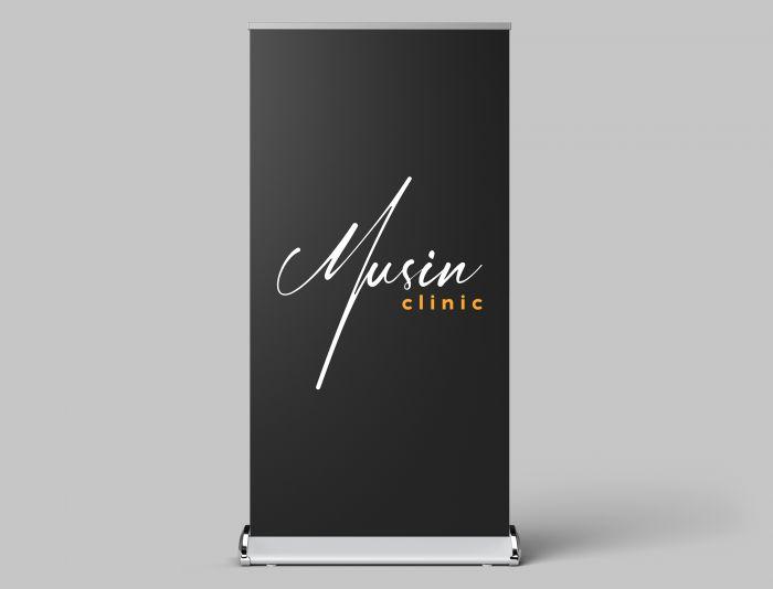 Логотип для Musin clinic - дизайнер Vebjorn