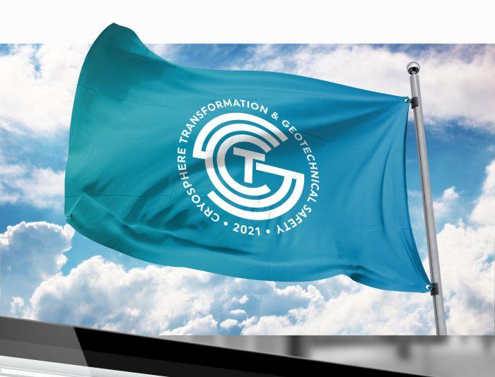 Логотип для Cryosphere Transformation & Geotechnical Safety  - дизайнер BARS_PROD