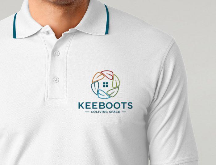 Логотип для Keeboots - дизайнер JMarcus