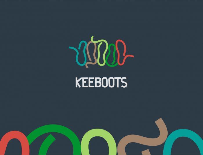 Логотип для Keeboots - дизайнер Zheentoro