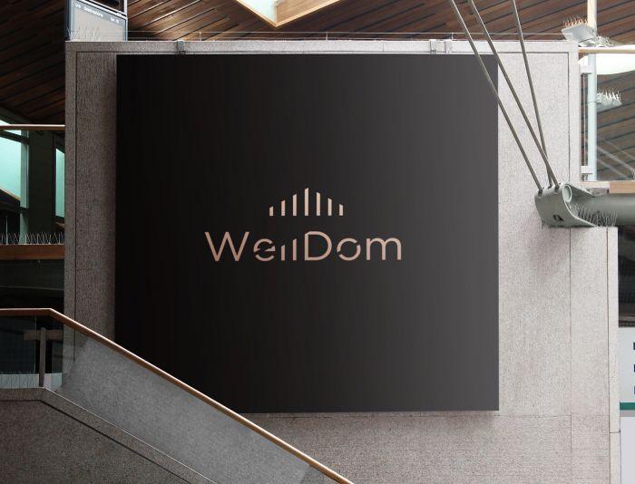 Логотип для WellDom  - дизайнер Ksenia_Shem