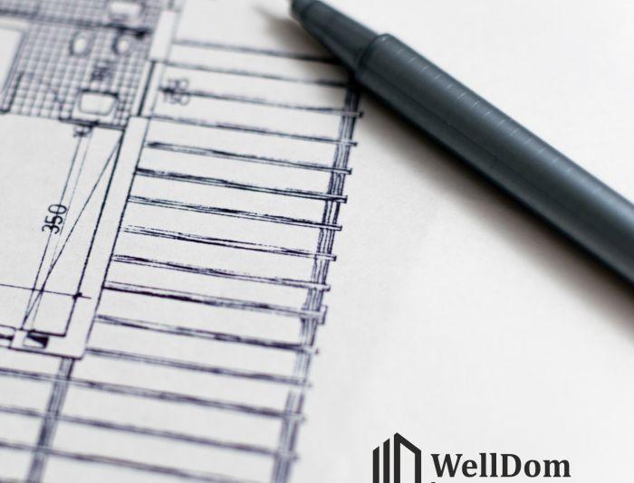 Логотип для WellDom  - дизайнер LOGOS