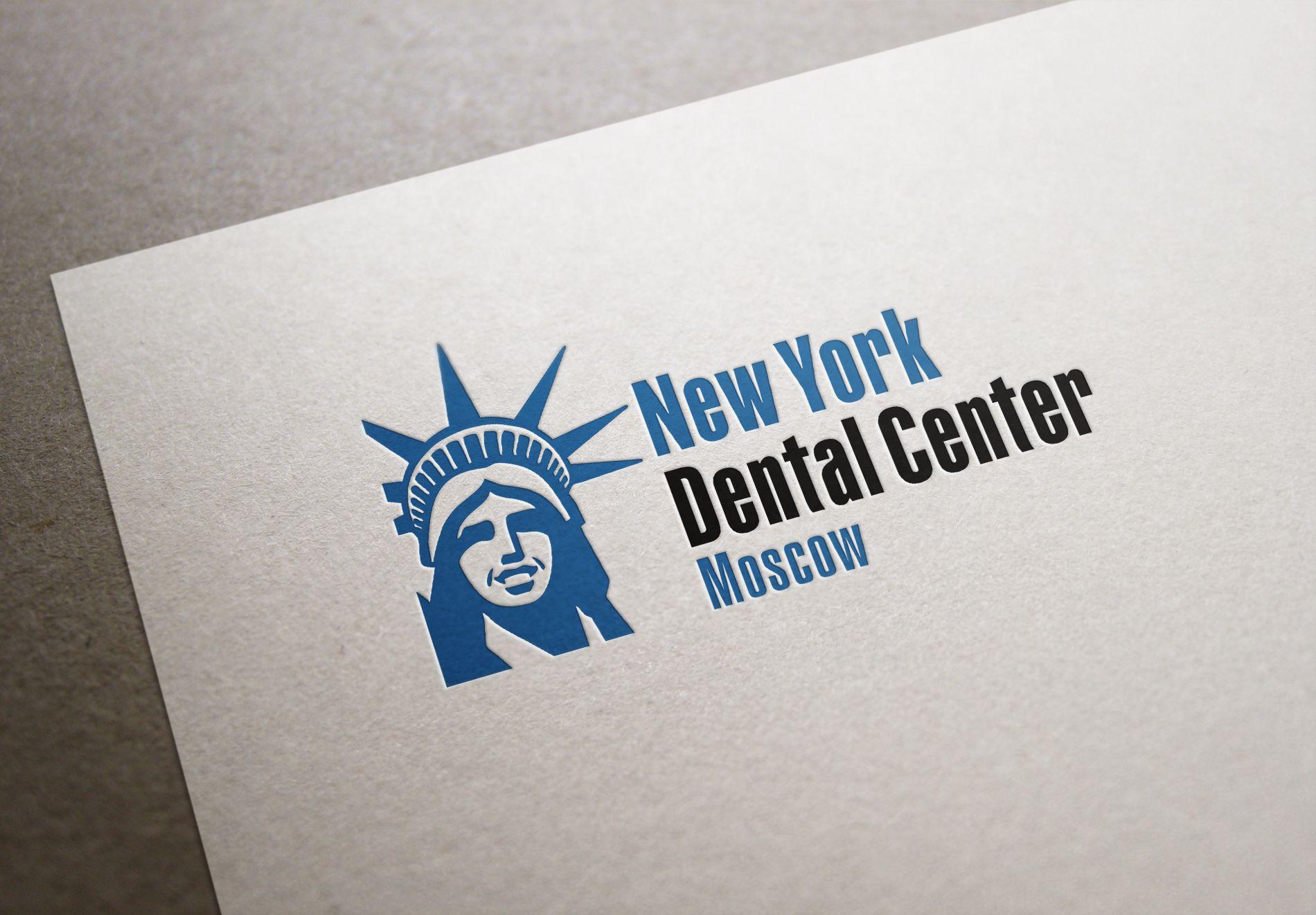 Логотип для New York Dental Center - дизайнер Zheravin